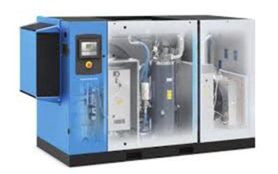 Energiebesparende compressor